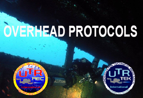OVERHEAD PROTOCOLS DIVING