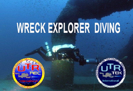 WRECK EXPLORER DIVING